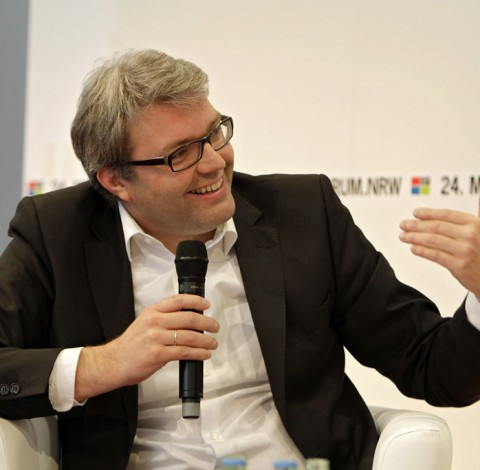 Dr. Marc Jan Eumann, Medienforum NRW, 2012