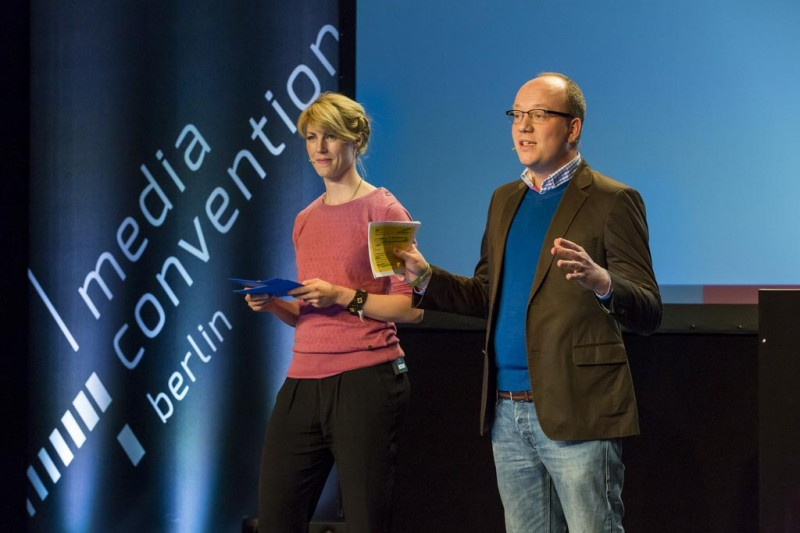 MediaConvention_Aggregation-Opening, Media Convention, Station, Berlin, 2014