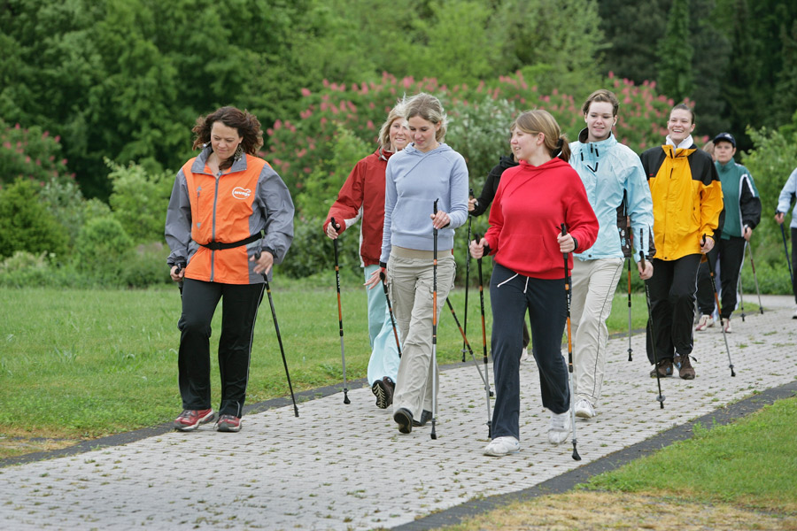 Nordic-Walkinggruppe